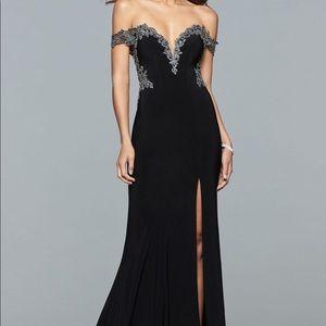 Black Faviana Dress
